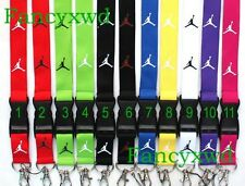 New Popu Sport logo Neck Lanyard ,Keychain,ID badge , neck Tag , Assorted Colors