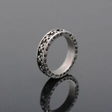 R79 Ring SIZE 7.5,8,9,10 man fashion r silver crystal kpop jewelry unise