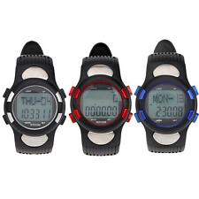 Heart/Pulse Rate Monitor Gym Stop Watch Calorie Counter Fitness Sports Wrist