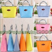 Thermal Insulated Cooler Waterproof Lunch Picnic Portable Tote Storage Carry Bag