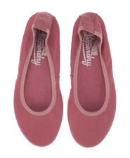 New Womens Superdry Iona Flat Shoes Pink SD WFD1