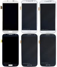For Samsung Galaxy S4 IV i9500 i337 i545 M919 LCD Touch Digitizer Frame Assembly