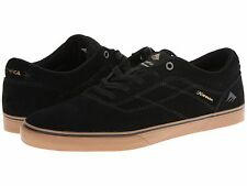 EMERICA 6102000097 964 THE HERMAN G6 VULC Men's Black Casual Skate Shoes Sneaker