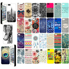 """New Colorful Painted PC hard Case Cover back skin For iPhone 4 5 6 4.7"""" 6 plus"""