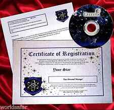 ☆ NAME A STAR ON VALENTINE'S DAY ☆ BEAUTIFULLY PRESENTED ON PARCHMENT CARD