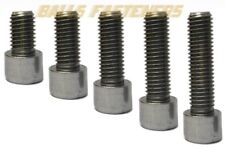 A2 Stainless Steel Cap Head Bolts M2 M2.5 Socket Screw Allen Socket Bolt DIN912