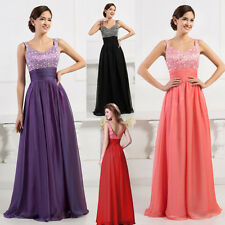 ON SALE Long Prom Ball Gown Evening/Formal/Party/Cocktail/Bridesmaid Dresses Hot