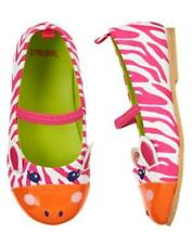 NWT GYMBOREE GIRLS WINTER LINE SHOES-SZ 03 04 7-COLOR HAPPY,PURRFECTLY FABULOUS