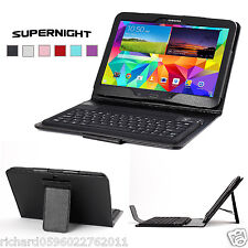 "Bluetooth Silicone Keyboard Case for Samsung Galaxy Tab 4 Tablet 10.1"" T531 T530"