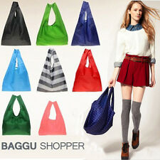 Eco Shopping Travel Shoulder Bag Pouch Tote Handbag Folding Reusable Bags S8