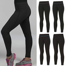 Ladies Running Leggings Bottoms Yoga Pants Womens Jogging Gym Fitness  Pilates