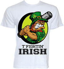 MENS NOVELTY IRISH T-SHIRT FUNNY COOL IRELAND RUGBY UFC FOOTBALL CELTIC GIFTS