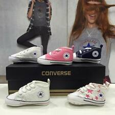 Converse First All Star Classiche Neonato Morbide Tela NEW COLLECTION P/E 2015
