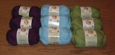 Lot of 3 Lion Brand, Superwash Merino Cashmere Yarn, ** You Choose Color**