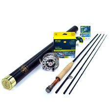 NEW - Winston Nexus 590-4 Fly Rod Outfit - FREE SHIPPING!