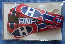 NHL TEAM LANYARD  | TEAM AVAILABLE: MONTREAL CANADIENS or VANCOUVER CANUCKS