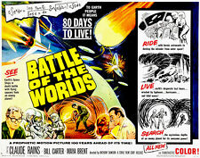 Battle of the Worlds - 1961 - Movie Poster