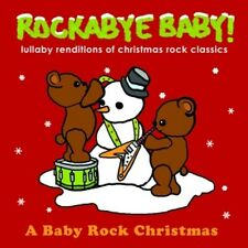 Christmas Rock Lullaby CD