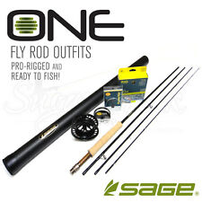 NEW - Sage ONE 690-4 Fly Rod Outfit - FREE SHIPPING!