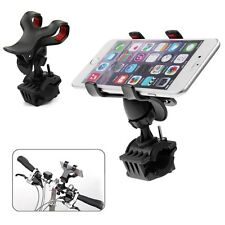 Support Guidon Vélo/Moto Mount Holder pr téléphone iPhone SAMSUNG GPS Universel