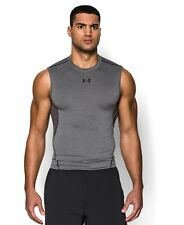 Men's  Under Armour HeatGear Armour Sleeveless Compression Shirt