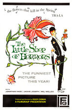The Little Shop of Horrors - 1960 - Movie Poster
