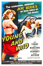Young and Wild - 1958 - Movie Poster #2