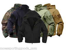 Special Ops Tactical Soft Shell Jacket - Waterproof  - 5 Colors