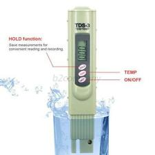 Digital LCD TDS-3 Meter RO TEMP PPM Filter Tester Pen Stick Water Purity Quality