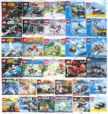 LEGO Promo Sets -You Choose! Star Wars, Chima, Marvel, DC, Friends, TMNT, City