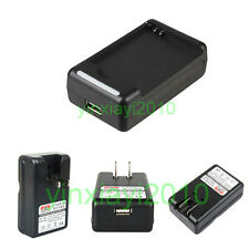 USB Dock Wall Battery Charger For Samsung Galaxy S2 SII i9100