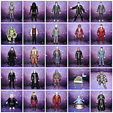 "Doctor Who Selection Of Cheap New Series 5"" Action Figures"