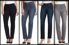 GLORIA Vanderbilt Ladies' Amanda Stretch Denim Jeans PICK SIZE&COLOR,FREE SHIPNG