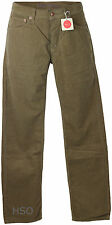EX BODEN mens Cords Trousers straight leg Stone Brown Navy Blue 30-44 Reg & Long