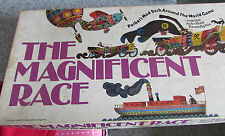 1975 PARKER BROTHERS THE MAGNIFICENT RACE BOARD GAME REPLCEMENT/SPARES