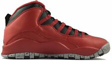 Nike Air Jordan 10 X Bulls Over Broadway Big Apple Red Retro Gym Red