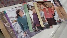 BERROCO PATTERN BOOKLETS- GREAT DESIGNS FOR THE MODERN KNITTER! NEW- SALE!!