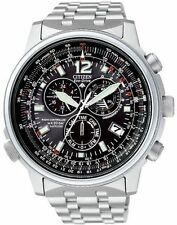 Citizen Promaster Air Radio Controlled Chronograph Nighthawk Sapphire AS4020-52E