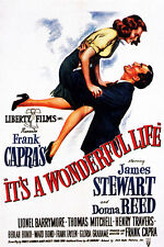It's A Wonderful Life - 1946 - Movie Poster
