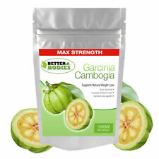 Garcinia Cambogia Weight Loss Slimming Pills Strong Diet Pill 1000mg Per Capsule