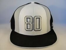 NFL Oakland Raiders Reebok Fitted Hat Cap Jerry Rice #80