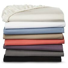 Threshold™ 300 Thread Count Ultra Soft Fitted Sheet