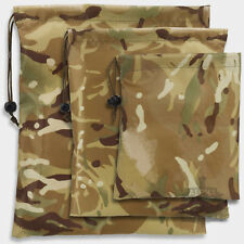 MTP MULTICAM STASH SACK DRY DRI BAG WATER RESISTANT CAMOUFLAGE CAMPING MILITARY