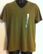 "NWT Men ""Tommy Hilfiger"" V-Neck Short Sleeve Logo T-Shirt (Asst. Colors & Sizes)"