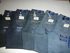 "NWT $48 Bandolino ""MANDIE"" Classic Fit STRETCH Jeans for Women: 6 8 10 12 14 16"