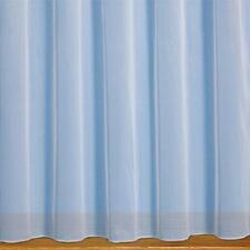 """QUALITY WHITE NET CURTAINS ALL SMALL SIZES  20"""" - 70"""" ANY WIDTH ANY DROP"""