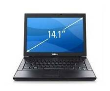 "Dell Latitude E6400 Core2Duo-2.4G/ Optional RAM/HDD DVDRW WIFI 14.1"" w/free bag"