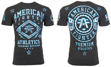 American Fighter AFFLICTION Mens T-Shirt LINDENWOOD Tattoo Biker UFC S-3XL $36