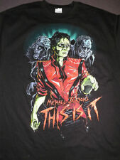 MICHAEL JACKSON - THRILLER THIS IS IT ZOMBIE Concert T-Shirt [X]