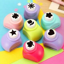 23 styles U choose Hole Puncher Mini Scrapbook Printing machine Paper punch 1pcs